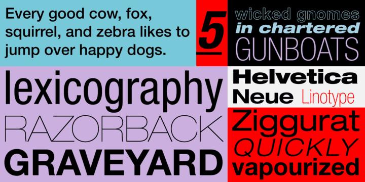 Helvetica Neue LT Std® (BEST sellers)