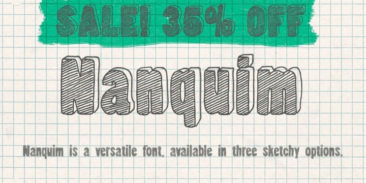 113078 - Nanquim (35% discount, from 9,09€)
