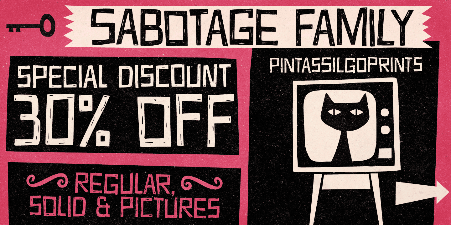 117077 - Sabotage (30% discount, from 6,99€)