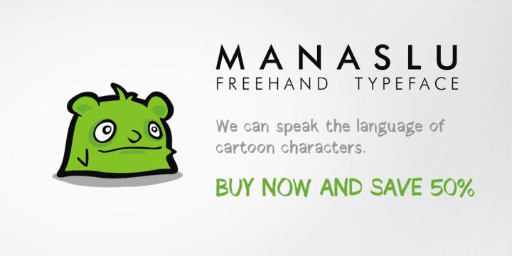 120690 - Manaslu (50% discount, $14.50)