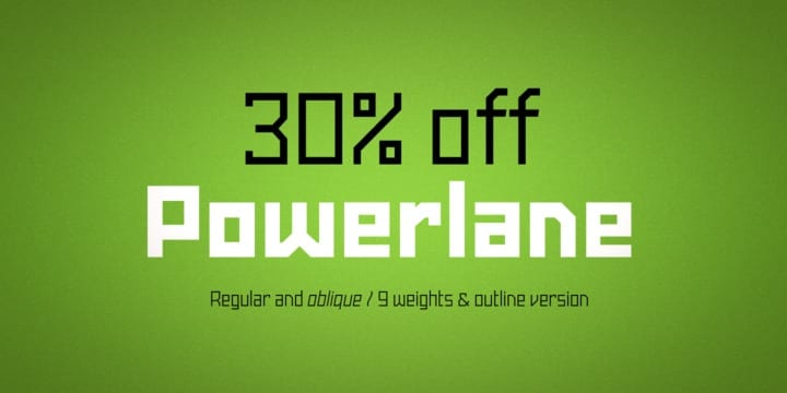 121097 - Powerlane (from $7.00)