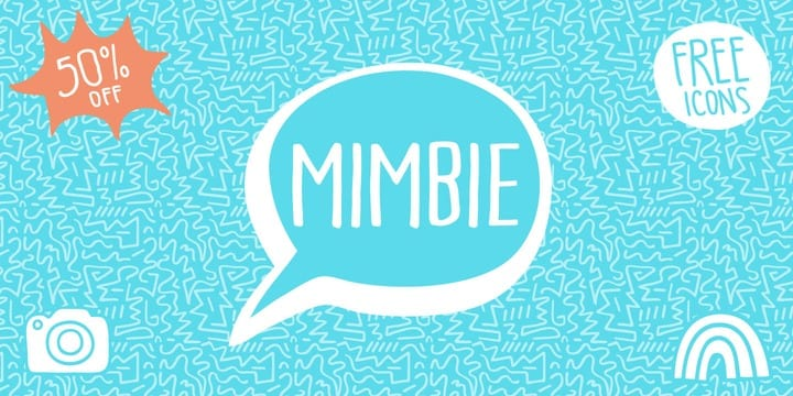 124501 - Mimbie (50% discount, from $0, complete 49.50)
