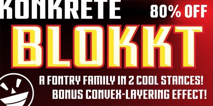 125289 - FTY Konkrete (80% discount, $5.00)
