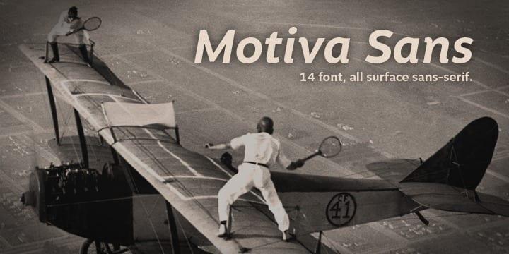 90807 - Motiva Sans ($14.00)
