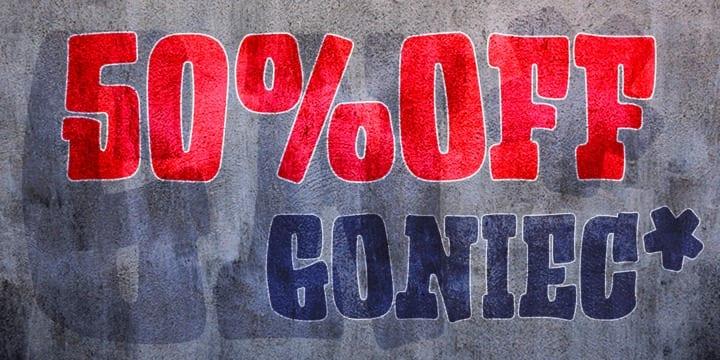 96380 - Goniec (50% discount, 5,50€)