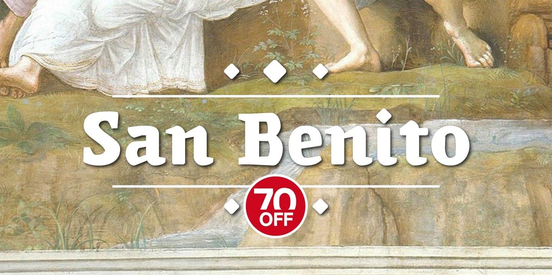 124604 - San Benito (70% discount, 7,50€)