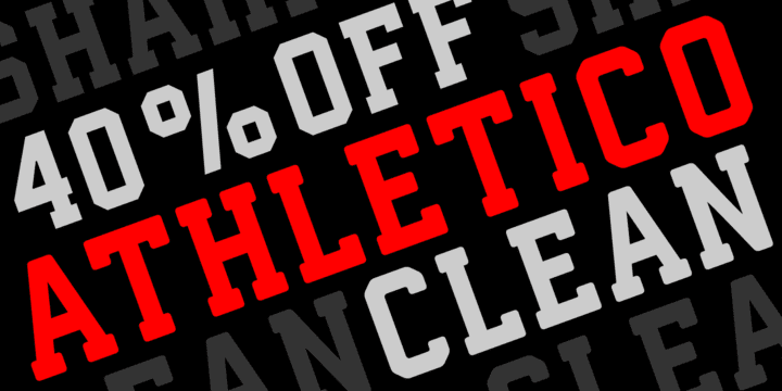 124773 - Athletico Clean (40% discount, from 8,99€)