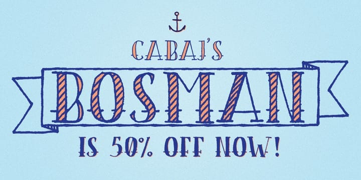 128390 - Bosman (50% discount, from $4.50, family $12.00)