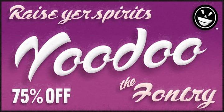 128511 - SCRIPT1 Voodoo Script (75% discount, 3,50 €)