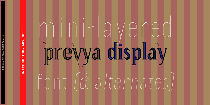 128514 - Prevya Display (60% discount, from $5.56)