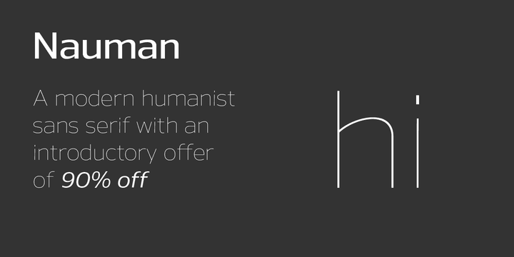 130236 - Nauman (90% discount, from $3.20)