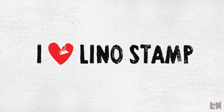 68322 - Lino Stamp (25% discount, 14,99€)