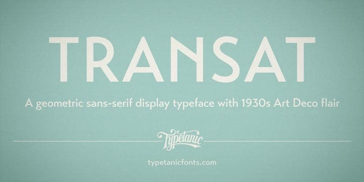 1167721 - Transat (40% discount, from 14,99€)