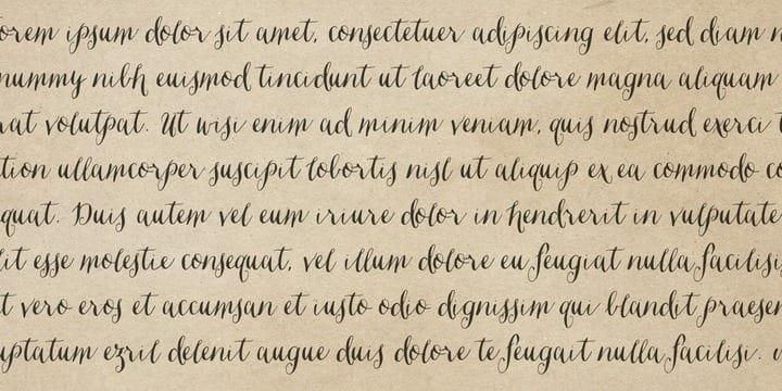123927 - Ondise (HOT font)