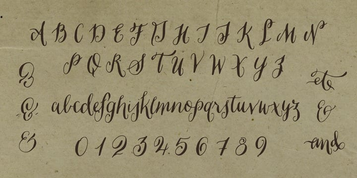 123929 - Ondise (HOT font)