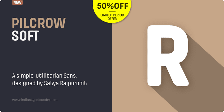 131068 - Pilcrow Soft (50% discount, from $19.50)