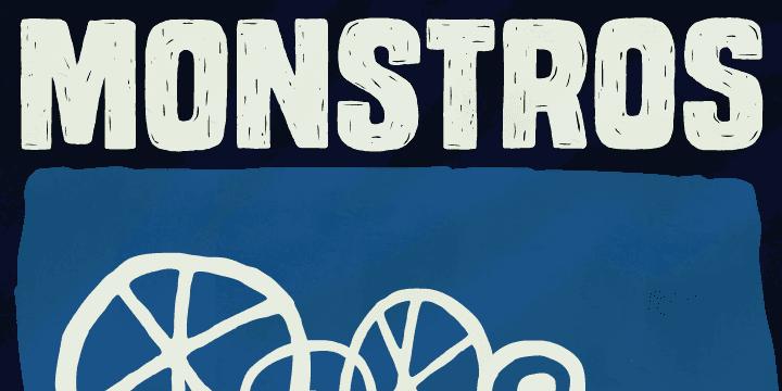 71782 - Monstro (HOT font)