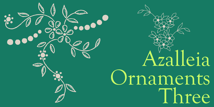 111661 - Azalleia Ornaments (20% discount, from $18.32)