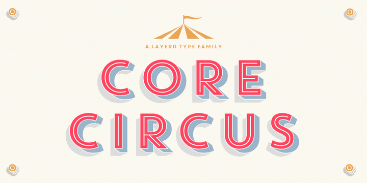 Core Circus (BEST sellers)