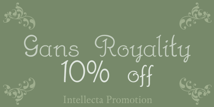 131613 - Gans Royality (10% discount, from 13,49€)