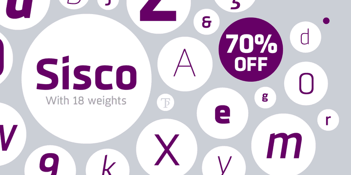 132789 - Sisco (70% discount, from 4,50 €)