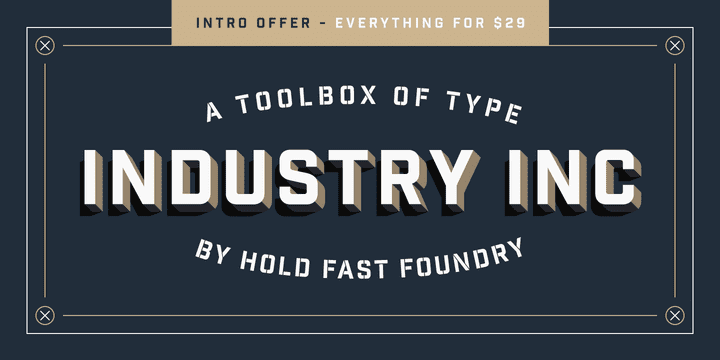 133270 - Industry Inc (60% discount, family 22€)