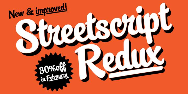 133732 - Streetscript Redux (50% discount, 15,50€)