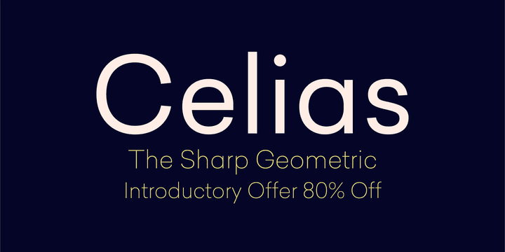134274 - Celias (80% discount, from 4,60 €)