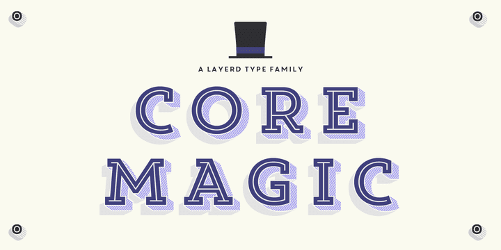134327 - Core Magic (65% discount, from 1,40€)
