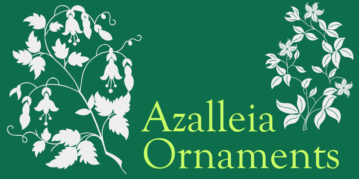 70074 - Azalleia Ornaments (20% discount, from $18.32)
