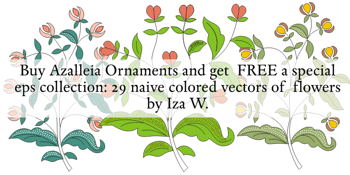 70082 - Azalleia Ornaments (20% discount, from $18.32)