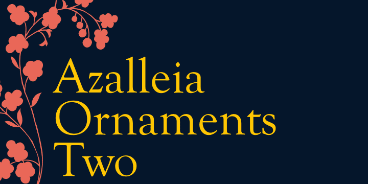 70088 - Azalleia Ornaments (20% discount, from $18.32)