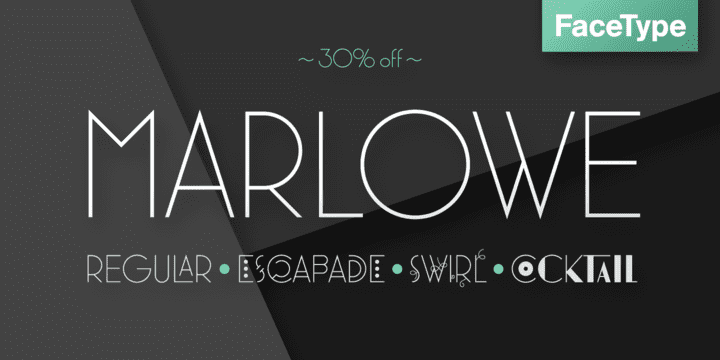 100255 - Marlowe (30% discount, from 13,99 €)