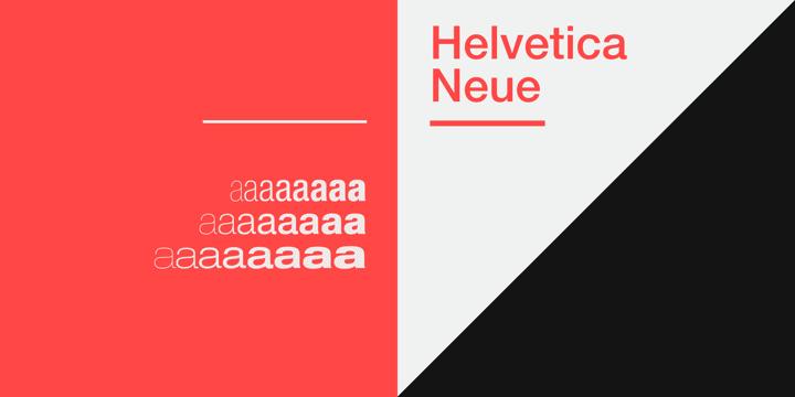 105092 - Helvetica® Neue Pro (HOT font)
