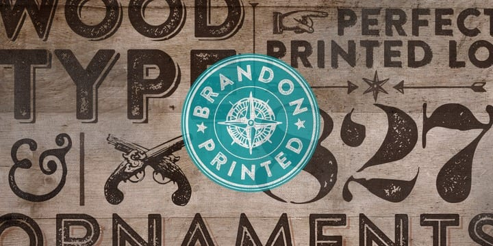Brandon Printed (BEST sellers)