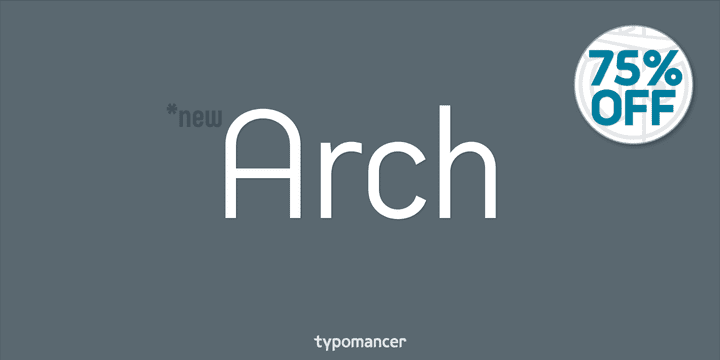 136592 - Arch (75% discount, from 3,50 €, complete 35,25 €)
