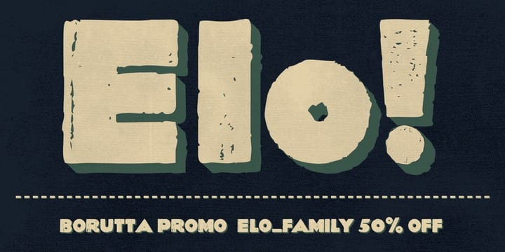 105917 - Elo (50% discount, from $0)