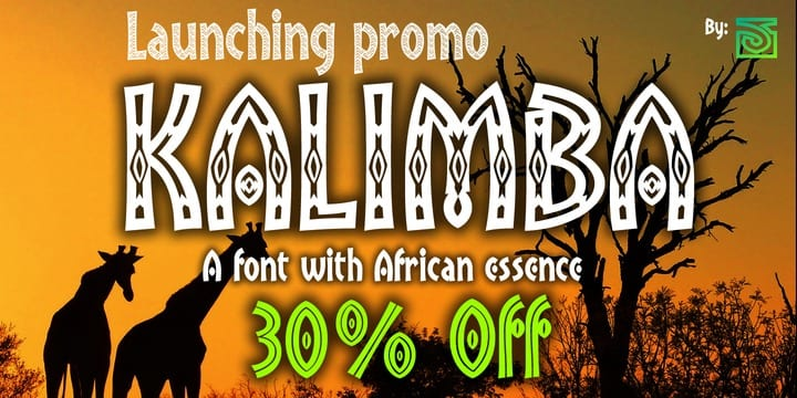 136218 - Kalimba (30% discount, from 13,99 €)