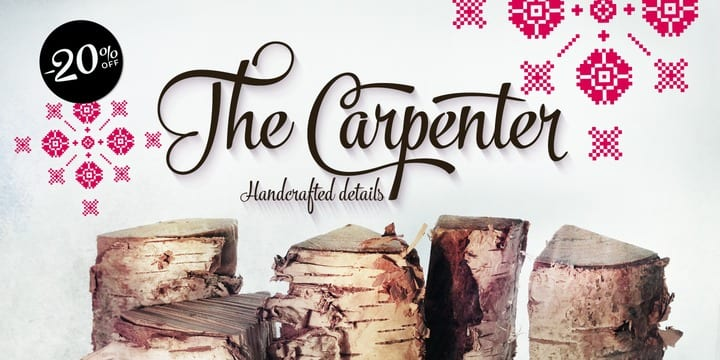 137483 - The Carpenter (20% discount, from 12,79€)
