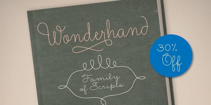 137823 - Wonderhand (30% discount, from 18,90 €)
