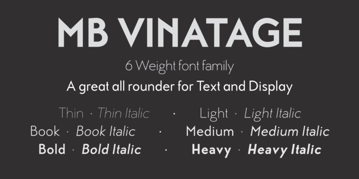 139826 - MB Vinatage (75% discount, from 5,25€)