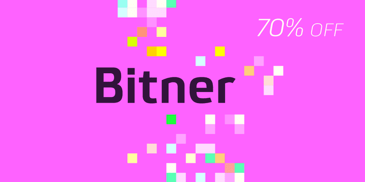 141300 - Bitner (70% discount, from 0€)