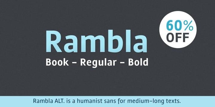 141861 - Rambla Alt (60% discount, from 0€)