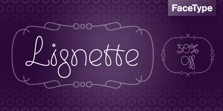 127732 - Lignette (50% discount, from 6€)