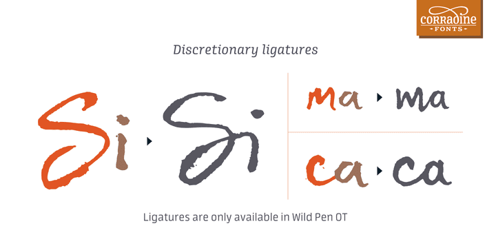 140380 - Wild Pen (50% discount, from 5,50€)
