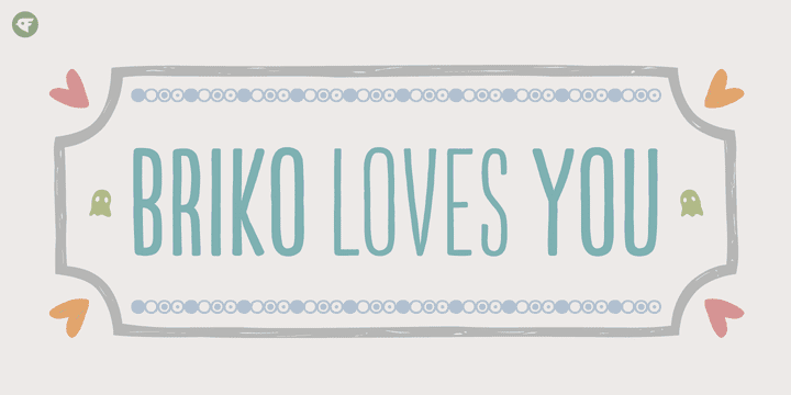 140397 - Briko (50% discount, from 4€)