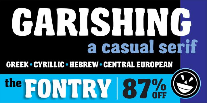 126061 - FTY Garishing Worse (88% discount, 1,62€)