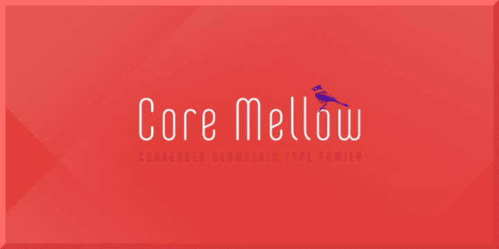 128418 - Core Mellow (80% discount, from 3,20€)