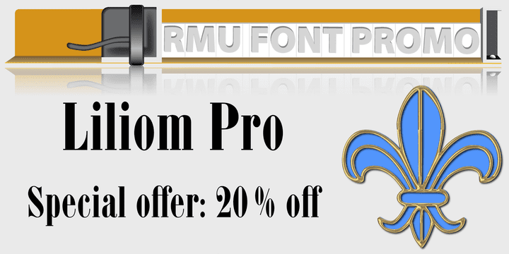 144866 - Liliom Pro (20% discount, from 21,59€)