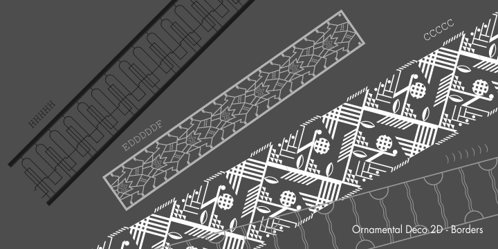 40247 - Ornamental Deco 2D (30% discount, 16,79€)